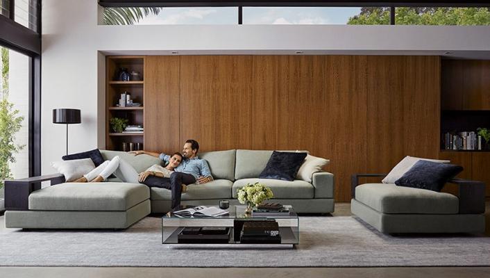 Top Desain Ruang Tamu Di Teras Rumah  3 konsep berbeda untuk desain interior ruang keluarga dan